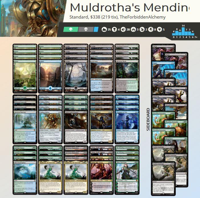 Muldrotha's Mending