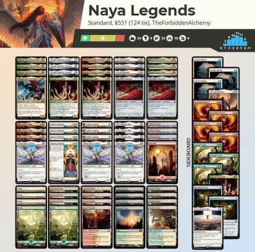 Naya Legends