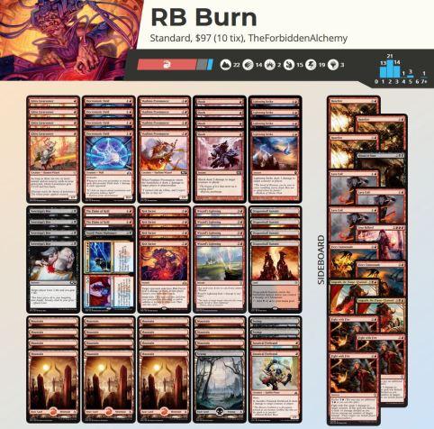RB Burn