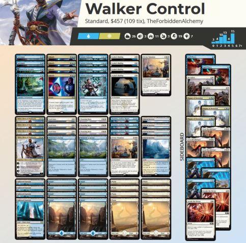 Walker Control